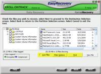 Screenshot programu EasyRecovery Professional 10.0.5.6