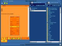 Screenshot programu Edix Commander 2.0