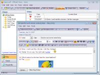 Screenshot programu Efficient Diary 5.10 Build 511