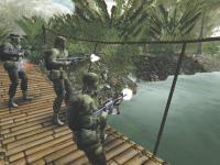 Screenshot programu Elite Warriors: Vietnam