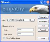 Screenshot programu Empathy 2.1