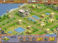 Screenshot programu Empire Builder: Ancient Egypt 1.0