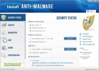 Screenshot programu Emsisoft Anti-Malware 11.0.0.5984