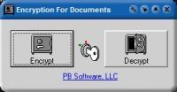Screenshot programu Encryption 11.5