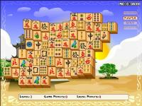 Screenshot programu Endless Mahjong 2