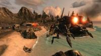 Screenshot programu Enemy Territory: Quake Wars