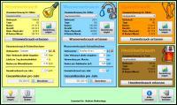 Screenshot programu Energy Saving 1.3.1