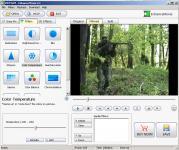 Screenshot programu EnhanceMovie 3.0