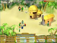 Screenshot programu Escape From Paradise 1.0