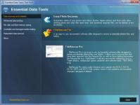 Screenshot programu Essential Data Tools 2.1 Build 58