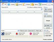 Screenshot programu Eurotel SMS 2.45.0