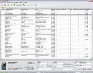 Screenshot programu Evidence DVD 3.3.5