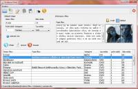 Screenshot programu Evidence filmů 1.1