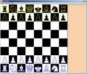 Screenshot programu ExcelChess 2.0