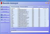 Screenshot programu Execute Manager 2.1