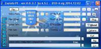 Screenshot programu Exeinfo PE 0.0.4.1
