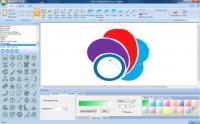 Screenshot programu EximiousSoft Logo Designer 3.85