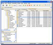 Screenshot programu ExplorerXP 1.07 a