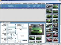 Screenshot programu Export Cars SK 1.1