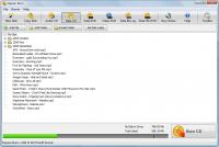 Screenshot programu Express Burn 4.53