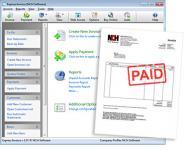 Screenshot programu Express Invoice 3.83