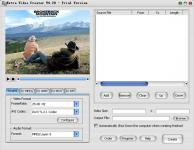 Screenshot programu Extra Video Creator 6.3