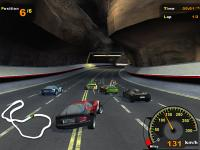 Screenshot programu Extreme racers