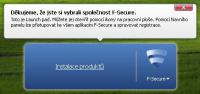 Screenshot programu F-Secure Anti-Virus 1.71 build 340