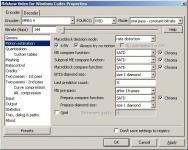 Screenshot programu FFDshow MPEG-4 Video Decoder 1.2 Rev4475