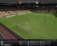Screenshot programu FIFA Manager 08