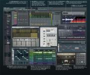 Screenshot programu FL Studio 11