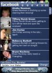 Screenshot programu Facebook(er) 1.7