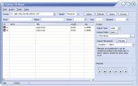 Screenshot programu FairStars CD Ripper 1.90