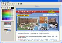 Screenshot programu Falco Annonce Maker 1.2