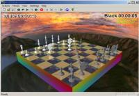 Screenshot programu Falco Chess 2.7