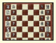Screenshot programu Fantasy Chess 3.0 h
