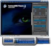 Screenshot programu FantasyDVD Player Platinum 9.74.0521