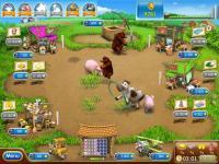 Screenshot programu Farm Frenzy 2