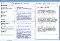 Screenshot programu FeedDemon 4.0.0.22
