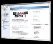Screenshot programu FeedMon 4.0