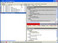 Screenshot programu Fiddler 2.6.1.0 .NET2