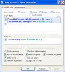 Screenshot programu File Commander 1.4.0.14