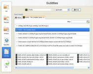 Screenshot programu FileBot 2.62