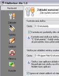 Screenshot programu FileRevisor.lite 1.0
