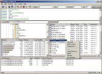 Screenshot programu FileZilla Server 0.9.53