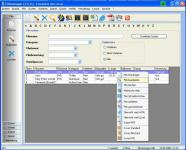 Screenshot programu Filmmanager 4.6.1
