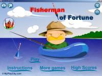 Screenshot programu Fisherman Of Fortune 1.0