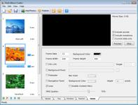 Screenshot programu Flash Album Creator 2.1.7.2602