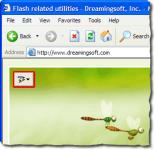 Screenshot programu Flash Capture 2.6.0.1231