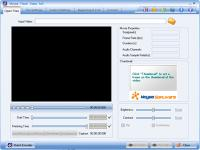 Screenshot programu Flash Video MX 5.0.5.0